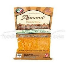 Almond Cheddar, 12 of 8 OZ, Lisanatti