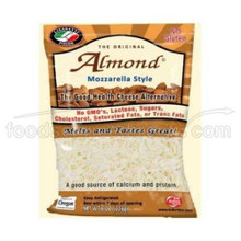 Almond Mozzarella, 12 of 8 OZ, Lisanatti