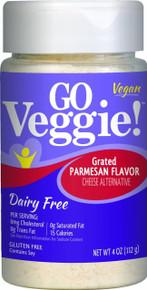 Parmesan, 12 of 4 OZ, Go Veggie!
