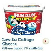 2%, Low Fat, 6 of 16 OZ, Horizon