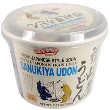 Shirakiku Udon Noodle Soup 7.76 oz  From Shirakiku