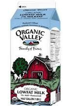 1%, Low Fat, 6 of 64 OZ, Organic Valley