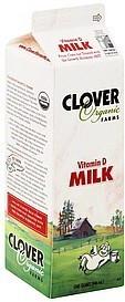 Vitamin D, 12 of 32 OZ, Clover Organic Farms
