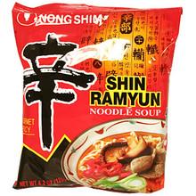 Nong Shim Shin Ramyun 4.2 oz  From Nong Shim
