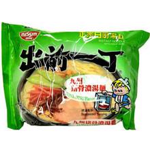 Nissin Pork Noodle Soup 3.3 oz  From Nissin