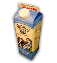 Ultra Pasteurized, 12 of 16 OZ, Organic Valley