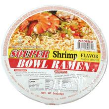 Souper Bowl Shrimp Noodle Soup 3 oz  From Souper