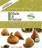 Figs, Calimyrna, 12 of 7 OZ, Made In Nature