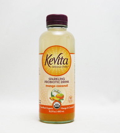 Lemon Ginger, 12 of 15.2 OZ, Kevita
