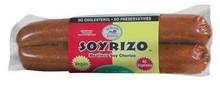 Soyrizo, Non GMO, 12 of 12 OZ, El Burrito