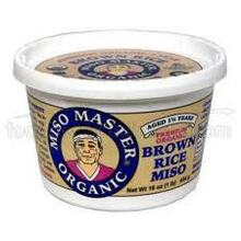 Brown Rice, 6 of 1 LB, Miso Master