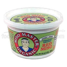 Red, Traditional, 6 of 1 LB, Miso Master