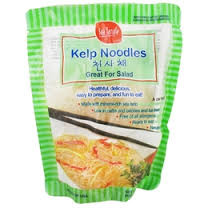 Kelp Noodles, 12 of 12 OZ, Sea Tangle Noodle Company