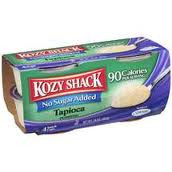 Tapioca, Old Fashioned, 12 of 4 of 4 OZ, Kozy Shack
