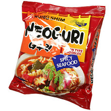 Nong Shim Neoguri Spicy Seafood Udon 4.2 oz  From Nong Shim
