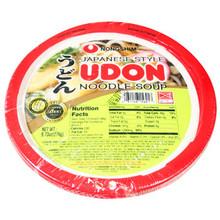 Nongshim Fresh Udon Bowl 9.73 oz  From Nong Shim
