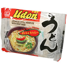 Myojo Hot & Spicy Udon Noodle Soup 7.22 oz  From Myojo