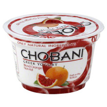 Blood Orange, FOB, 12 of 5.3 OZ, Chobani