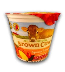 Apricot Mango, 12 of 6 OZ, Brown Cow Yogurt