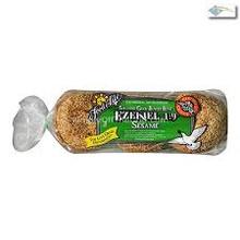 Burger Buns, Super Grain Sesame, 6 of 16 OZ, Food For Life