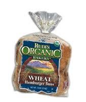 Wheat Hamburger Buns 8ct, 7 of 18 OZ, Rudi'S Organic Bakery