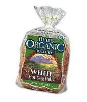 White Hot Dog Rolls 6ct, 8 of 12 OZ, Rudi'S Organic Bakery