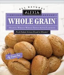 Whole Grain WW Rolls w/ Flaxseed, 12 of 12 OZ, Alexia Foods