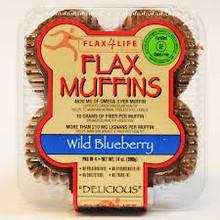 Wild Blueberry, 6 of  14 OZ, Flax4Life