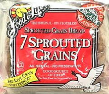 7 Grain Spr Wheat, 6 of 24 OZ, Food For Life