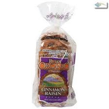 Cinnamon Raisin, 12 of 24 OZ, Rudi'S Organic Bakery