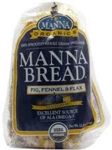 Fig, Fennel & Flax, 8 of 12.3 OZ, Manna Organics