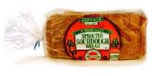 Spr Sourdough, Sliced, 6 of 24 OZ, Alvarado Bakery