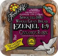 Sprouted Grain, Cinnamon Raisin, 6 of 24 OZ, Food For Life