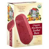 Blackberry Sorbet Bar, 12 of 4 of 2.5 OZ, Julie'S Organics