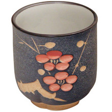 Sushi Cup Carved Plum Blossoms  From Kotobuki