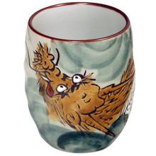 Sushi Cup Golden Dragon  From Kotobuki
