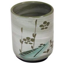 Sushi Cup Olive Plum Blossoms  From Kotobuki