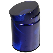 Blue Pattern Tea Canister  From Kotobuki