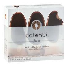 Double Dark Chocolate, 24 of  3 OZ, Talenti Gelato E Sorbetto