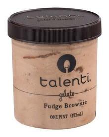 Fudge Brownie, 8 of 16 OZ, Talenti Gelato E Sorbetto