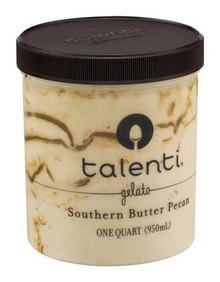 Southern Butter Pecan, 4 of 32 OZ, Talenti Gelato E Sorbetto