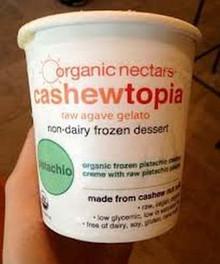 Pistachio, 8 of 1 PINT, Organic Nectars