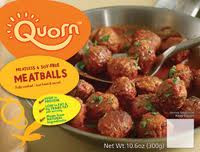 Beef Style Meatball, 12 of 10.6 OZ, Quorn
