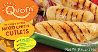 Chicken Style Naked Cutlets, 12 of 9.7 OZ, Quorn