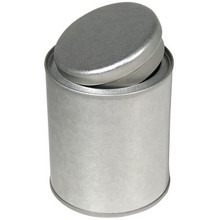 Silver Tea Canister  From Kotobuki
