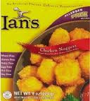 Nuggets, WF/GF Recipe, 12 of 8 OZ, Ian'S Natural Foods