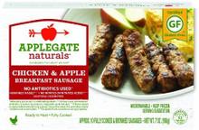 Chicken & Apple Breakfast, 12 of 7 OZ, Applegate Farms