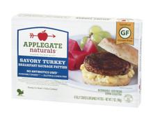 Savory Turkey, GF, 12 of 7 OZ, Applegate Farms