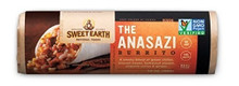 Burrito, Anasazi, Vegan, 12 of 7 OZ, Sweet Earth