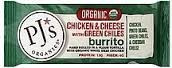 Chicken & Cheese w/Green Chili, 12 of 6 OZ, P.J.'S Organics